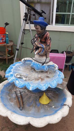 Fountain for Sale in San Diego, CA