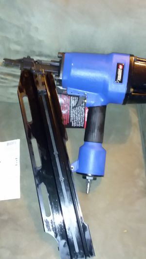 Campbell hausfeld NAIL AIRGUN for Sale in Portland, OR