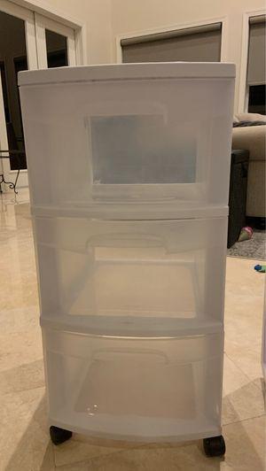 rolling storage bins for Sale in Palm Harbor, FL