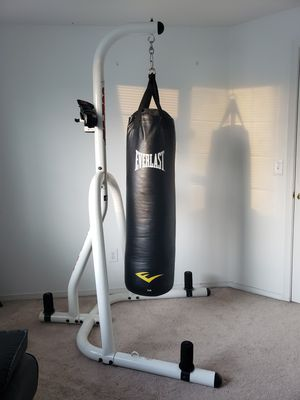 Punching bag and stand for Sale in Scappoose, OR