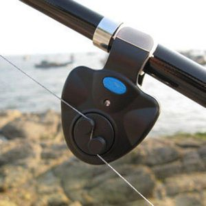 Fish Bite Sound Alarm Electric Bell Clip for Sale in Spring, TX