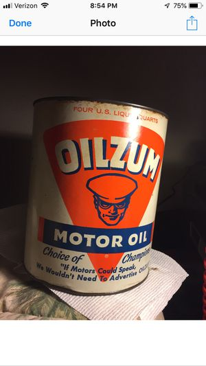 1 gallon can antique for Sale in Lansdale, PA