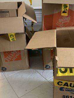 Free Moving Boxes for Sale in Fort Lauderdale,  FL