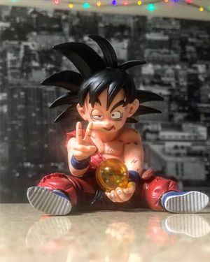 Dragon Ball Funny Kid Goku Beat Up Figure for Sale in Tallahassee, FL