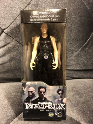 "Matrix The Film Trinity 6""in Figure ToyFare Exclusive 2000 N2 Toys New for Sale in Fresno, CA"