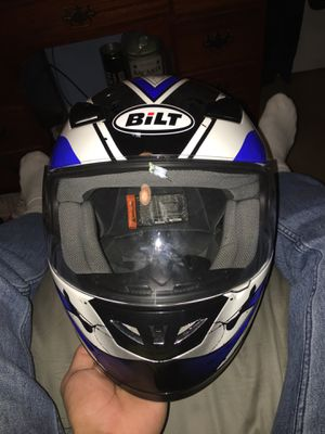 Motorcycle helmet for sale, XL, put it on while you ride. for Sale in Austin, TX