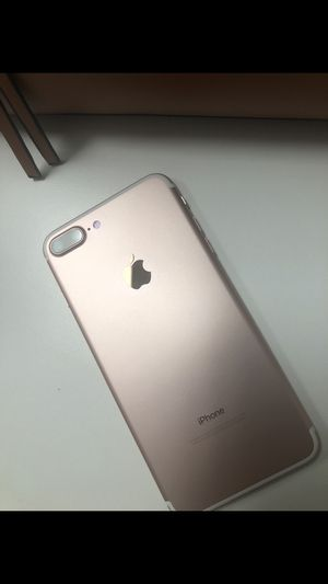 I PHONE 7 PLUS for Sale in Houston, TX