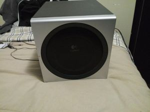 Logitech sub woofer for Sale in St. Louis, MO