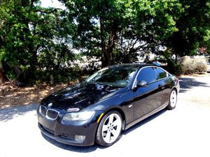 2007 BMW 3-Series 2dr Cpe 335i RWD. $2000 Down for Sale in Tampa, FL