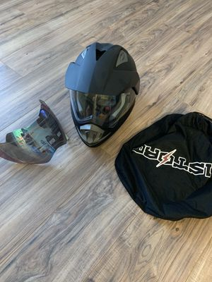 Dual Sport Helmet Motorcycle Full Face (XS) for Sale in Puyallup, WA