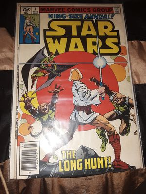 Star Wars king size annual comic for Sale in Tallahassee, FL