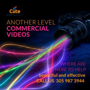 We produce beautiful, effective commercial productions for Sale in Miami, FL