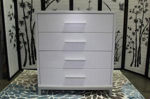 4 Drawer Chest , White, SKU #K16057 for Sale in Norwalk, CA