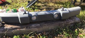 Jeep front bumper with fog lights for Sale in West Monroe, LA