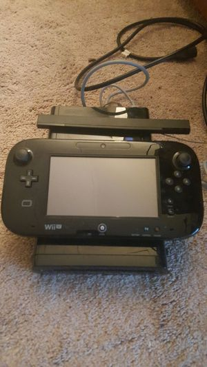 NINTENDO WII U W/1 GAME for Sale in Martinsburg, WV