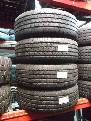 P255/65R16 HANKOOK SMART 255 65 16 FULL MATCHING SET for Sale in Fort Lauderdale, FL