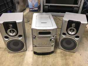 Sony Stereo System HCD-HPX9 for Sale in Artesia, CA