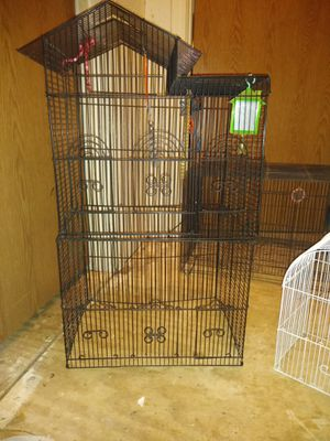 3 birds cages for Sale in Norman, OK