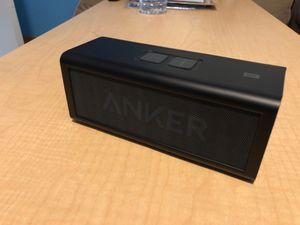 Anker Bluetooth Speaker for Sale in Lynnwood, WA