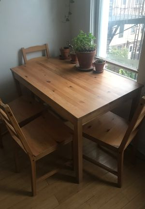 IKEA Kitchen Dining Table for Sale in Brooklyn, NY