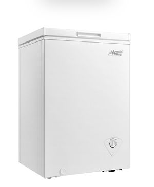 Arctic King 3.5 cu ft Chest Freezer White Sold out in hand for Sale in Davie, FL