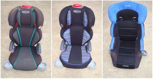 The booster seats - $25 each for Sale in Philadelphia, PA