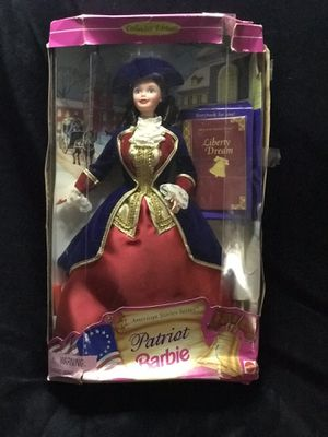 Collector Edition Patriot Barbie for Sale in Columbus, OH