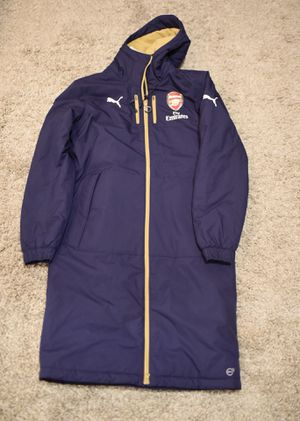 Arsenal Bench/Coach Jacket for Sale in San Francisco, CA