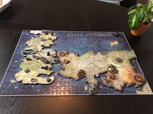 Game of Thrones Puzzle/ Decor for Sale in San Diego, CA