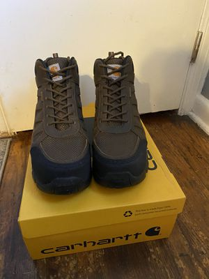Carhartt work/hike boots for Sale in Norfolk, VA