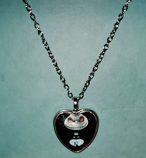 Nightmare Before Christmas Pendant & Necklace for Sale in Ripley, WV