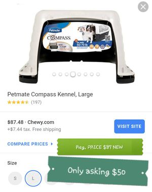 PetMate Compass Kennel for Sale in Nashville, TN
