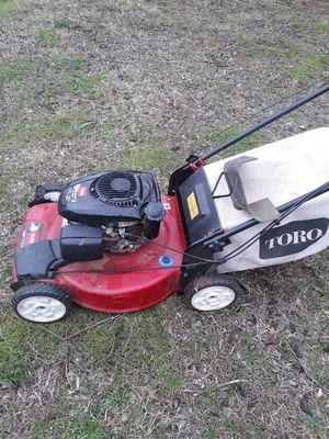 "22"" toro push mower for Sale in Winston-Salem, NC"