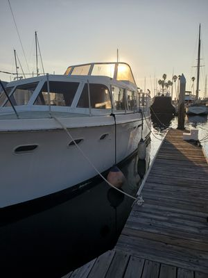 Boat Yacht 40 foot Hatteras 1963 for Sale in San Diego, CA