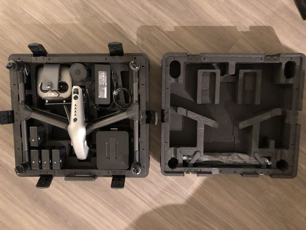 DJI Inspire 2 Cinema DNG + Apple Prores license Pro Kit