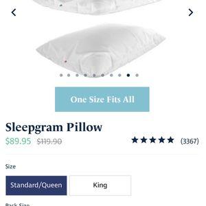 Sleep gram Adjustable Pillows for Sale in Weehawken, NJ