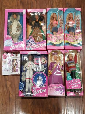 1990's Barbies for sale for Sale in Glendale, AZ