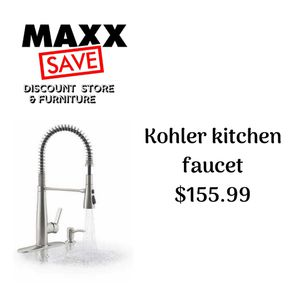 Kohler kitchen faucet for Sale in Dallas, TX