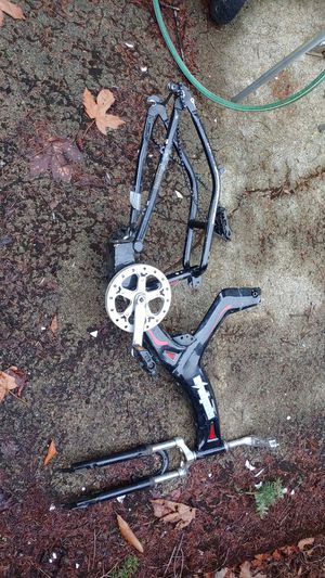 Free bicycle parts for Sale in Renton, WA