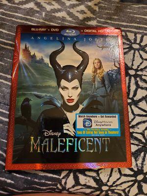 Disney Maleficent Blu-Ray for Sale in Lakeland, FL