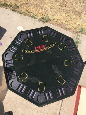 Poker table for Sale in Fresno, CA