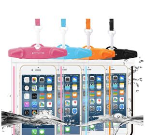 Universal Waterproof Case Cell Phone Dry Bag/Pouch for iPhone X 8 7 6 6S Plus Galaxy S8/S7 Edge/S6 Note4 LG G5 Up to 5.5Inches for Sale in Hacienda Heights, CA