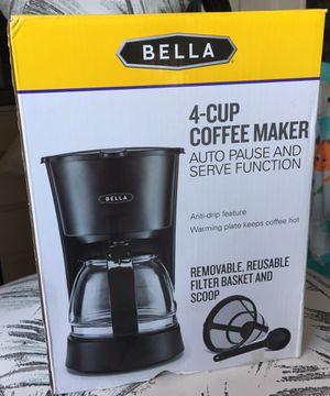 Bella Coffee Maker.. unopened for Sale in Richmond, VA