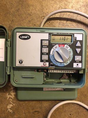 9 Zone Orbit sprinkler Station for Sale in Rancho Cucamonga, CA