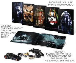 The Dark Knight Trilogy: Ultimate Collector's Edition for Sale in Highland, CA
