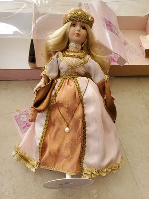 New porcelain fairy doll Isabel for Sale in West Palm Beach, FL