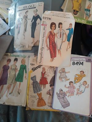 Over 50 patterns for Sale in Alexandria, LA