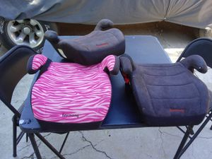 3 Harmony booster seats for Sale in Bakersfield, CA