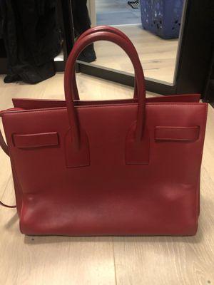 Saint Laurent sac de jour satchel bag for Sale in Seattle, WA