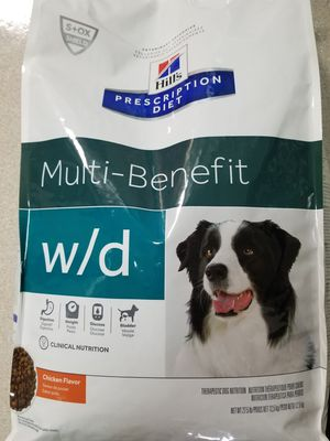 W/d dry food 25 lb bag for Sale in Los Angeles, CA